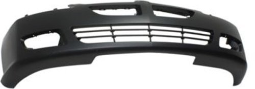 Crash Parts Plus Primed Front Bumper Cover Replacement for 2003-2005 Dodge Stratus Coupe ()