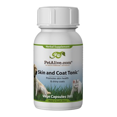 PetAlive Skin and Coat Tonic