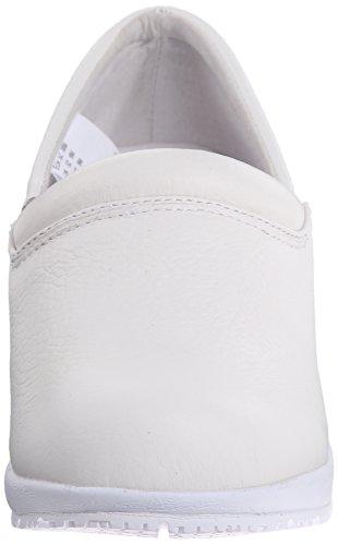 Cherokee Women's Patricia Work Shoe, White, 6.5 M US by Cherokee (Image #4)
