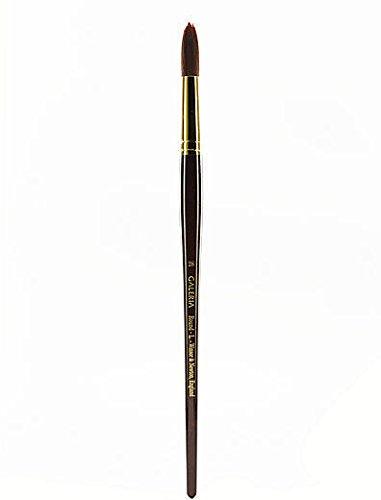 Winsor & Newton Galeria Long Handled Brushes (Size: 28) - Round 1 pcs sku# 1839287MA