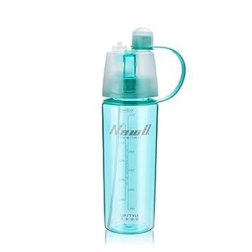 B Plástico Botella De Agua spray directo potable botella para deportes, 20