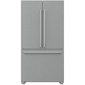 Amazon Ge Gwe19jslss 33 Inch Counter Depth French Door