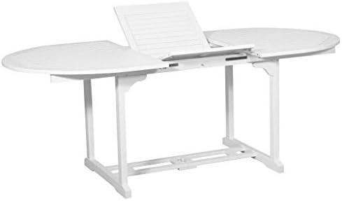 Tidyard 7 pzas Conjunto de Mesa sillas,Mesa Salón y Sillas Comedor ...