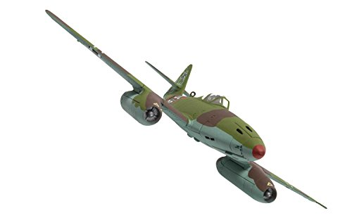 "Corgi Messerschmitt ""Red 7"" Franz Gap 1:72 Diecast Aviation Archive Model Replica -  Hornby, AA35710"