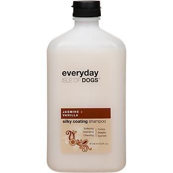 Isle of Dogs Everyday Jasmine & Vanilla Silky Coating Shampoo for Dogs