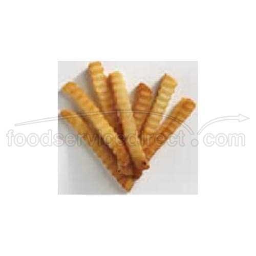 Ready Crinkle Cut Potato Fry, 5 Pound -- 6 per case. (Crinkle Cut Fries)