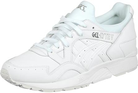 V Gel blanco Asics Sneaker Lyte Bianco Uqvxwt5PS