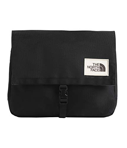 The North Face Unisex Berkeley Satchel Tnf Black Heather One Size