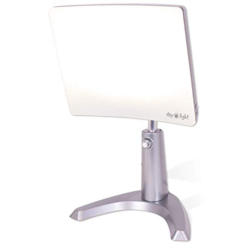 Carex Day-Light Classic Plus Bright Light Therapy Lamp - 10,000 LUX - Sun Lamp Mood Light