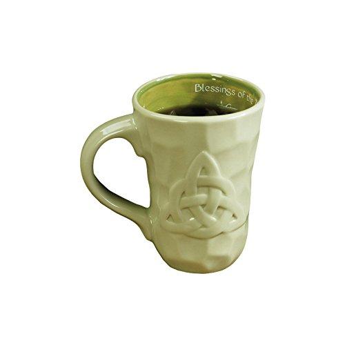 (Abbey Gift Trinity Knot Mug, 14 oz)