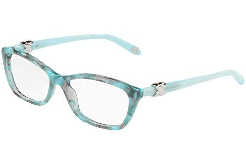 b3d24704380 Tiffany   Co. TF2074 - 8239 Eyeglass Frame POIS BLACK BLUE 52mm