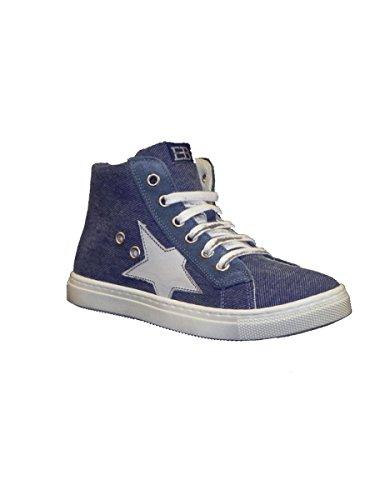 EB SHOES , Damen Sneaker * Blue Jeans