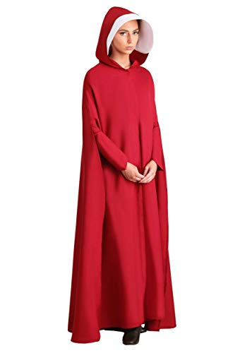 Women's Handmaid's Tale Plus Size Costume 2X-Large Red