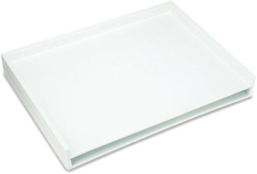 Safco Products 4899 Giant Stack Tray for 30'' x 42'' Documents, White by Safco Products