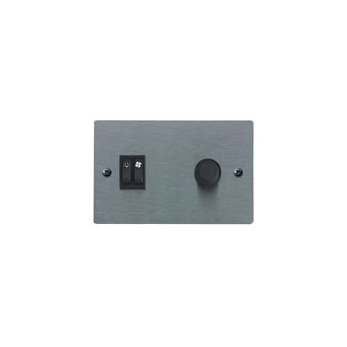 Broan RMIPWC Remote ControlStainless Wall Mounted for RMIP Pro-Style Range Hood Insert