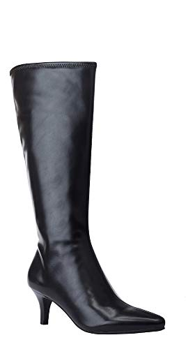 Impo Noland Stretch Dress Boot, Black Posh Kiddo Stretch, 8 B(M) US