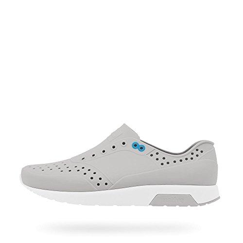 Nativo Uomo Lennox Water Shoe Piccione Grigio / Bianco Conchiglia