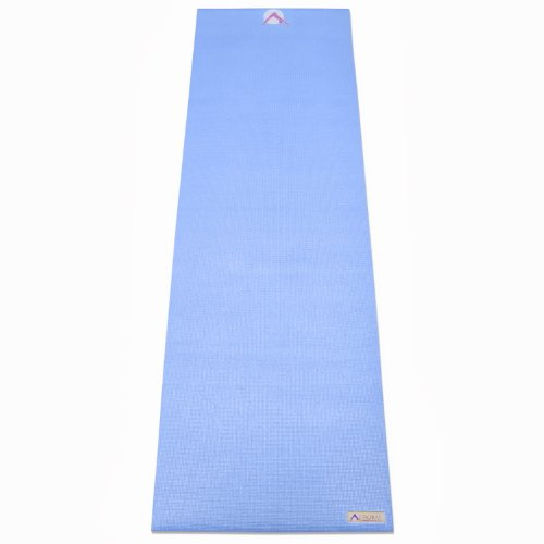 Classic Yoga Mat Roll - Aurorae Classic/Printed Extra Thick and Long 72