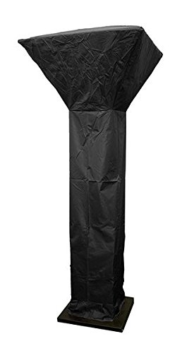 Fireplace Classic Parts Patio Heater Cover Hiland Heavy Duty Waterproof for Commercial Heaters 92'' FCPHVD-COMCV-B by Fireplace Classic Parts
