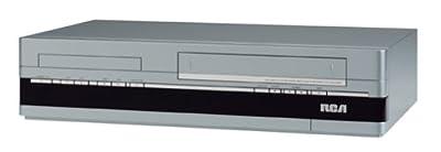 RCA DRC6100N Progressive Scan DVD/VCR Combo