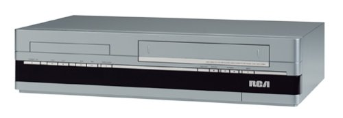 Rca Optical Dvd Player - RCA DRC6100N Progressive Scan DVD/VCR Combo