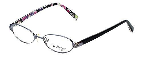 ec0df23487 Vera Bradley Designer Eyeglasses Glenna-PPP in Purple Punch 48mm DEMO LENS