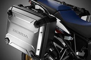 Honda GENUINE 2016-2019 AFRICA TWIN CRF1000L SIDE PANNIERS SADDLEBAGS ()