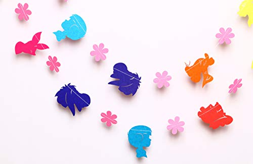 (Winnie The Pooh and pals Garland - Birthday Decorations,Party Decorations,Party décor,Creative Decoration)