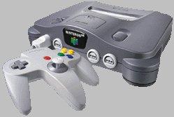 64 console - 6