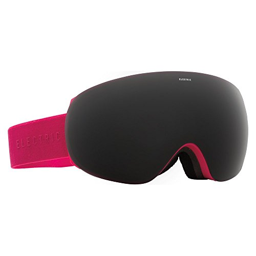Electric Visual EG3.5 Berry/Jet Black+Bonus Lens Snow - Womens Electric Goggles