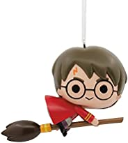 Hallmark Harry Potter Quidditch Christmas Ornament, Multicolor, 0002HCM9463