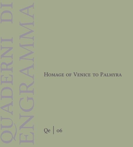Homage of Venice to Palmyra (qE) (Volume 6)