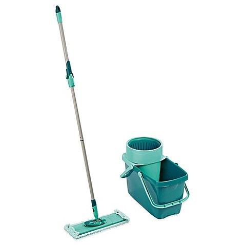 Leifheit Clean Twist XL Rectangle Mop & Sweeper Set