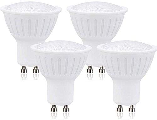 Perfect Standard Size 65W Halogen Bulb Equivalent Spotlight 6 Pack Track Lighting 5000K Daylight White MR16 Non Dimmable GU10 LED 7W Light Bulb 120/° Beam Angle 700 Lumens Recessed Lighting