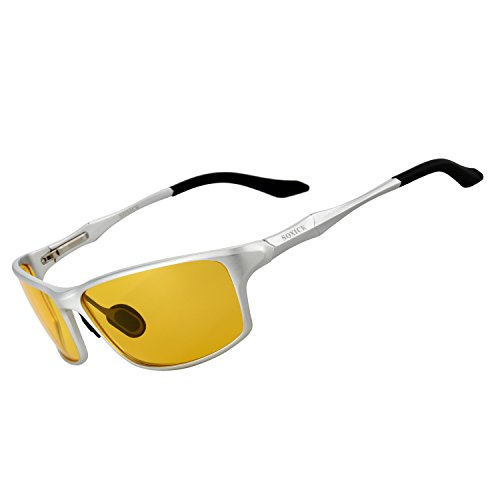 Soxick Night Vision Driving Glasses Polarized Anti Glare For Better Visual - Sunglasses Why Better Polarized Are