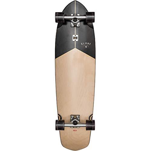 - GLOBE Skateboards Blazer XL Longboard Complete Skateboard, Rosewood/Black