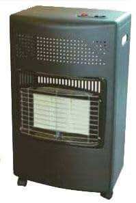 Estufa catalitica a gas GLP 4,2 kW Panel infrarrojos bombona ...