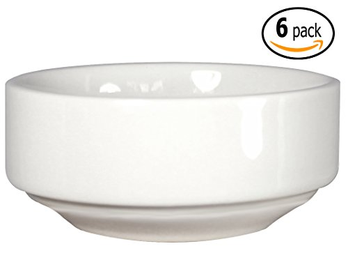 White Finish Ribbed Glass - 7