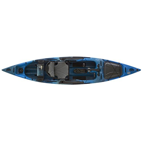 Native Watercraft Ultimate FX Propel 13 Kayak Blue Lagoon