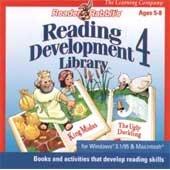 READER RABBIT'S READING DEVELOPMENT 4 LIBRARY by Reader Rabbit