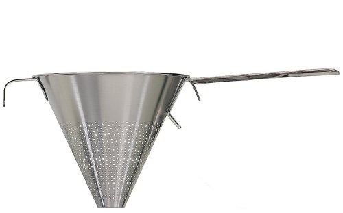 Linden Sweden-Jonas of Sweden 18/10 Stainless Steel Conical Strainer, 9-Inch 515023