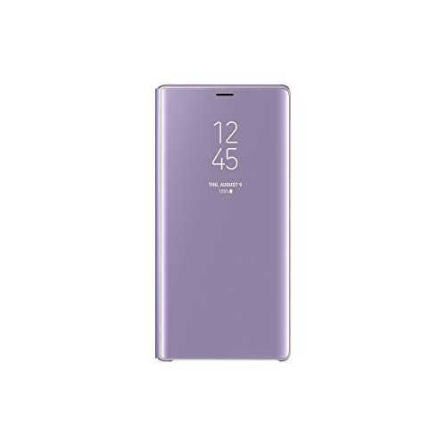 Samsung Official Galaxy Note 9 Case, S-View Flip Cover with Kickstand (Violet)