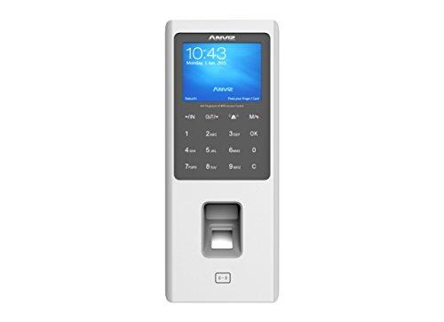 Gris RFID y C/ódigo Pin ANVIZ W2/Control Acceso ncon Lector biom/étrico