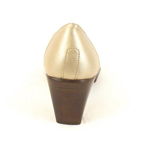 Naot Rabat 14007 Damen Pumps Soft Gold