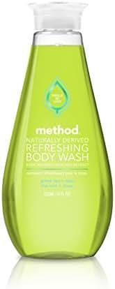 Body Washes & Gels: Method Refreshing