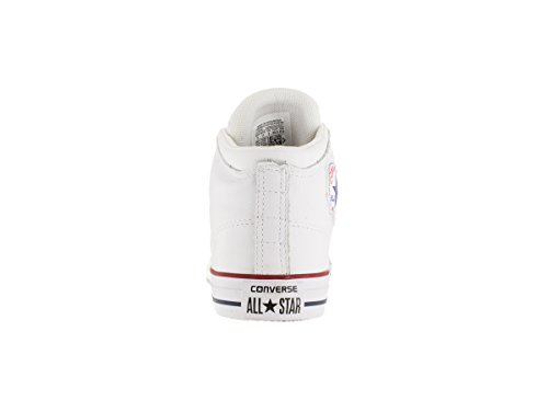 Unisex Alto Collo Street Bianco Chuck all Taylor Adulto High Converse Star Sneaker a xqvzwC8H