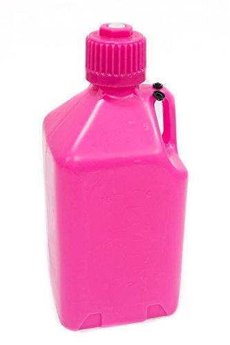 Scribner Plastics 2000GP Utility Jug (5-gallong Low Pink)