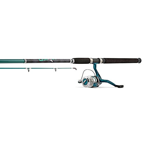 Hurricane Reel - Hurricane Mako Spinning Combo, 9-Feet