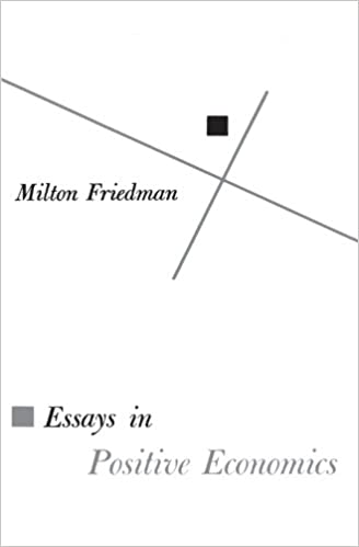 essays in positive economics phoenix books milton friedman  essays in positive economics phoenix books milton friedman 9780226264035 com books