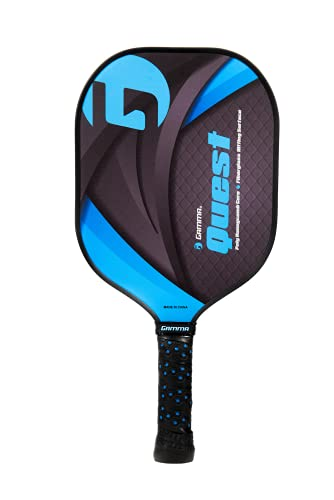 Gamma Pickleball Paddle with Poly Honeycomb Core Graph -K3YP